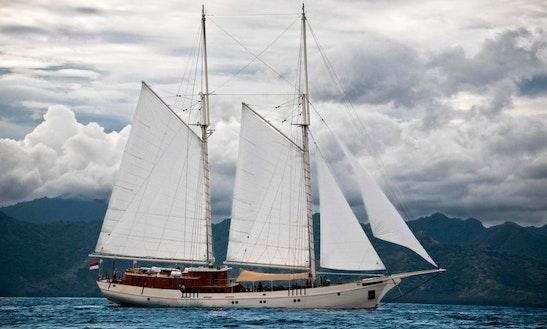 Luxury Schooner - Pearl Of The Sea