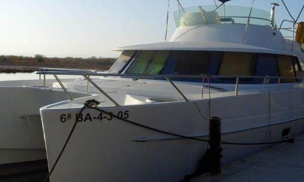 Enjoy Saint Tropez Bay on Maryland 37 Catamaran in Cogolin