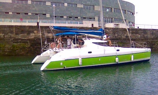 Enjoy Cruising Catamaran In Avilés, Asturias