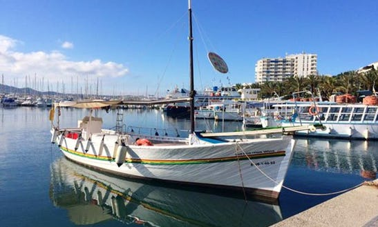 Enjoy San Antonio On Traditional Ibicencan Boat With Captain Vicente