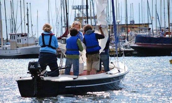 Sail On Polyvalk Sailboat In Zeewolde, Netherlands