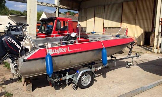 Helma 60 Ps Boat Fishing Charter In Berlin, Germany