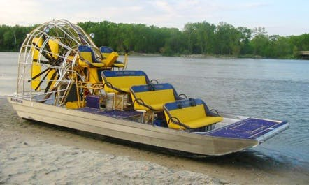 Airboat Rental in Porbandar