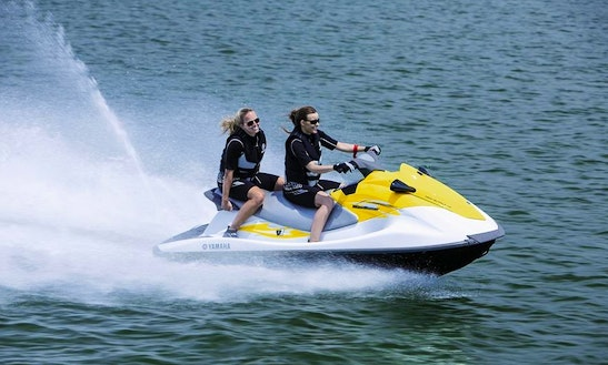 Rent Yamaha Waverunner Jet Ski In St Pete Beach, Florida