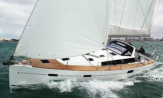 Beneteau Sense 43 Monohull Charter On San Francisco Bay