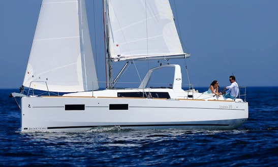 Beneteau Oceanis 35 - Monohull Charter In Point Richmond