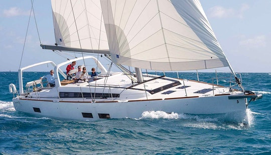 Beneteau Oceanis 55 Monohull Charter For Up To 12 Guests