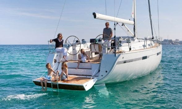 "Skippered Charter on ""Curlew Escape"" Bavaria 45 Sailing Yacht on Moreton Bay"