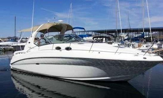 Enjoy 32' Sea Ray Cruiser Motor Yacht In Leander, Texas