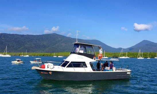 Fishing Charters In Manoora, Australia On