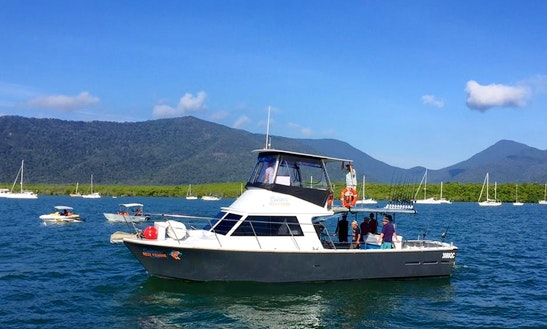 Fishing Charters In Manoora, Australia On
