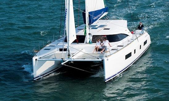 Exlpore Denia, Spain By 54' Cruising Catamaran