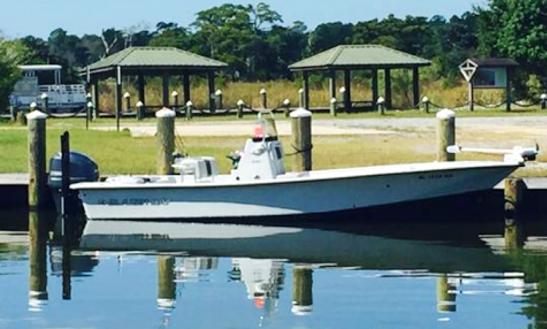 Bay Fishing Experience With Captain Patrick In Fairhope, Alabama