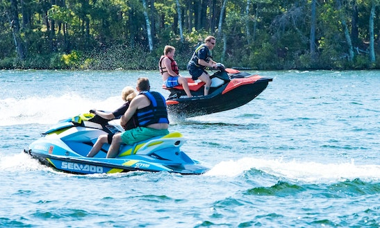 Jet Ski With Trailer For Rent - Take To A Lake Of Your Choice In Minnesota From Minneapolis
