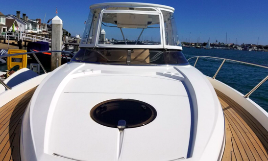 Amazing 37' Sunseeker Cuddy Cabin For Rent In Newport Beach