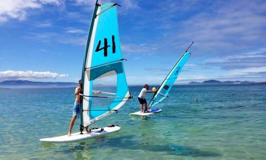 Learn Windsurfing In Vigo