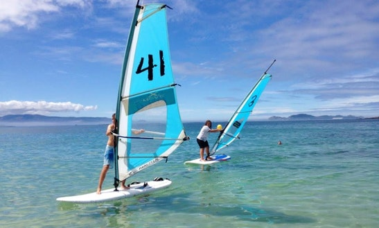 Learn Windsurfing In Vigo