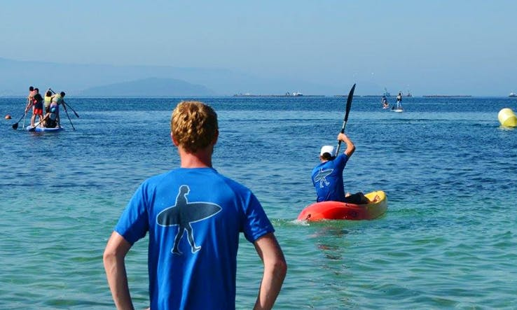 Single Kayak Rental In Vigo