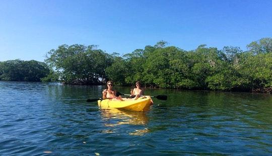 Kayak Rentals And Guided Tours In Islas De La Bahía, Honduras