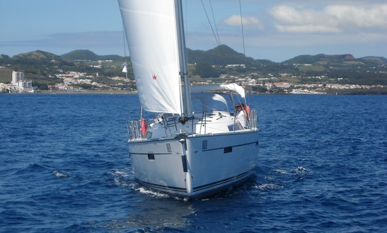 Cruising Monohull Rental In Ponta Delgada