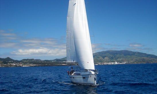 2016 41' Bavaria Cruiser Monohull Charter In Ponta Delgada