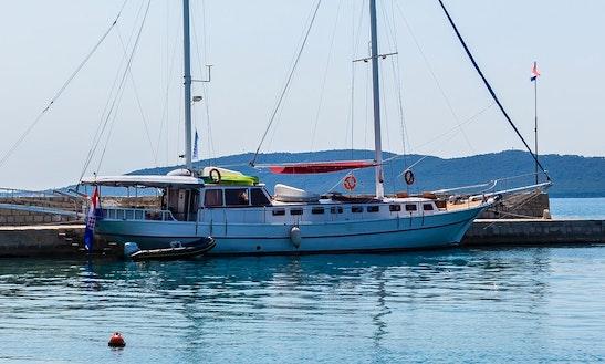 Charter A 83' Gulet In Kastel Luksic, Croatia