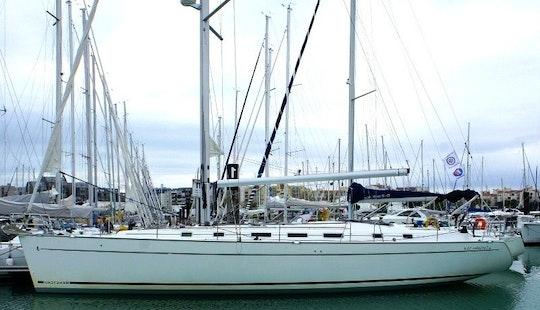 Beneteau 50.5 - Charter In Kalkara, Malta With Skipper Charlie