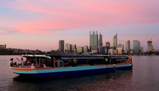 'queen Of The Valley' Scenic Boat Cruise & Charters In Perth