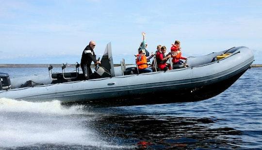 Rent Riga Rigid Inflatable Boat In Riga, Latvia