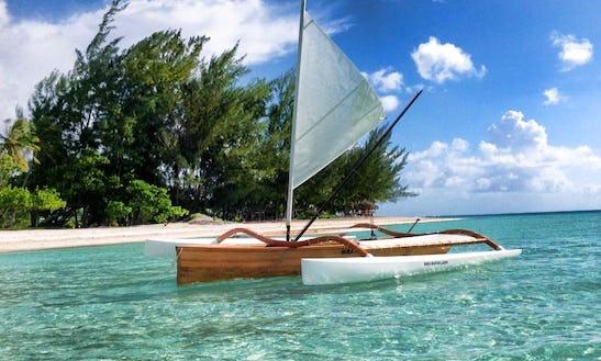 Discover Bora's Lagoon On Traditional Canoe