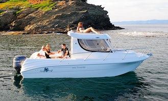 Explore Wilkasy, Poland on 22' Motor Yacht