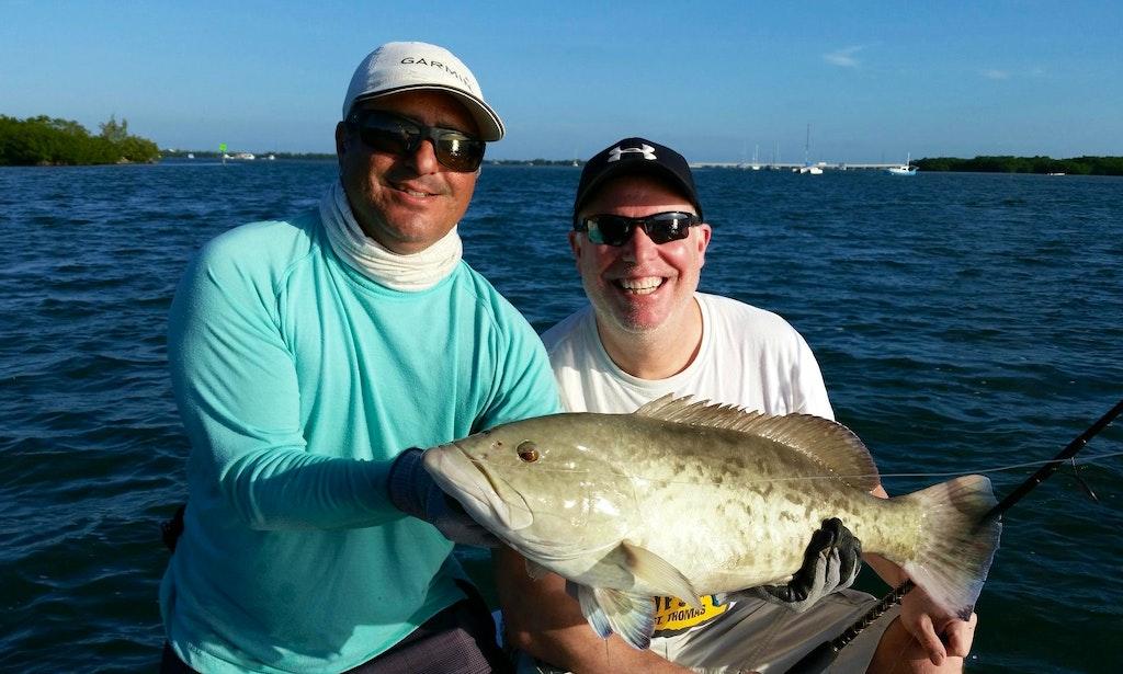 Flats fishing charter in key west getmyboat for Key west florida fishing trips