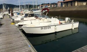 Couralin 545 Powerboat In Hendaye, France