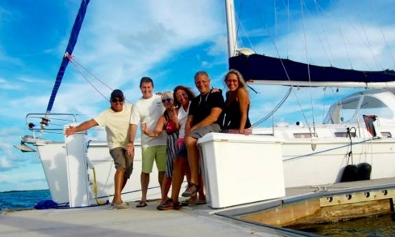 Sailboat Charter to the Bahamas and Fort Lauderdale, Florida
