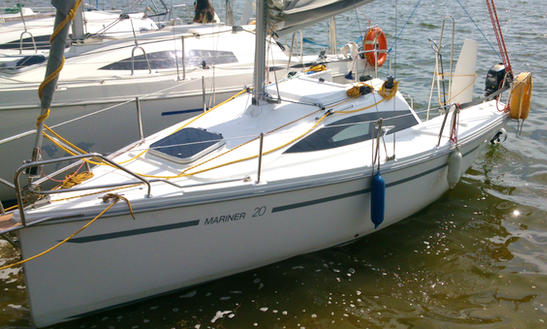 Enjoy Myslowice, Poland On 20' Cruising Monohull