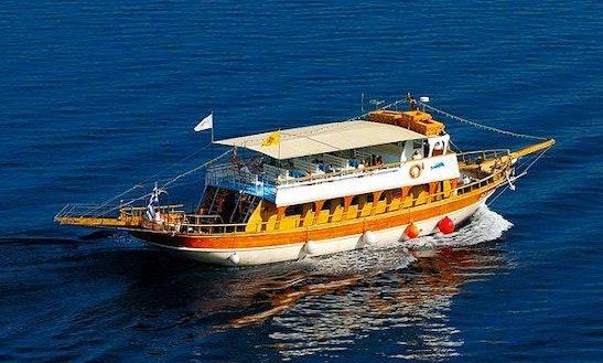 Enjoy Sami, Greece On Sami Star Ii Passsenger Boat