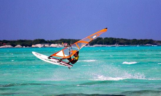 Rent Windsurf In Paje Beach, Zanzibar