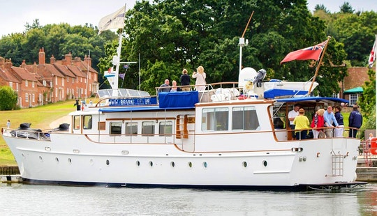 Skippered Charters On 75' Motor Yacht