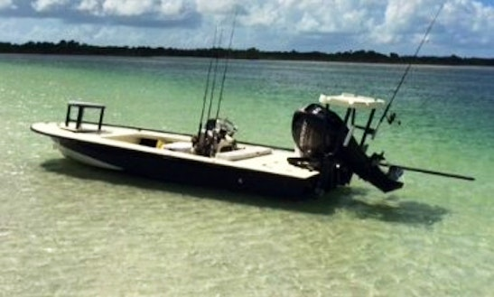 Flats Fishing Charter In Key West