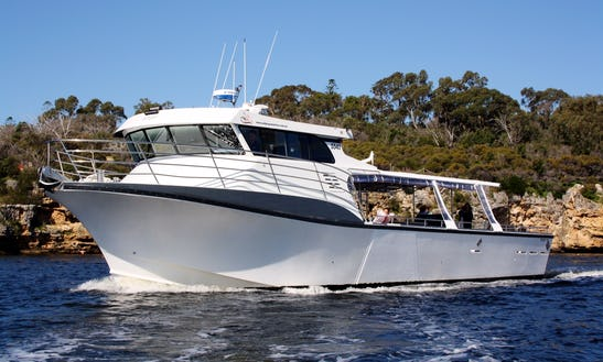 60' Highland Spirit For Rent In Fremantle