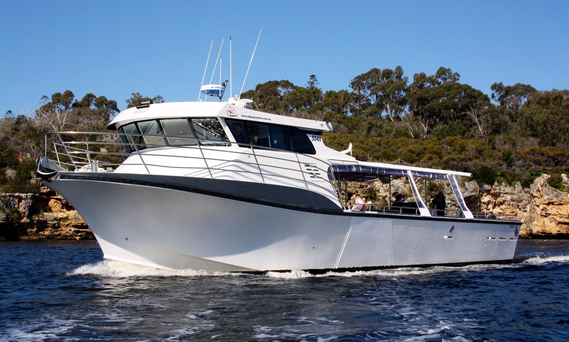 60' Highland Spirit for Rent in Fremantle | GetMyBoat