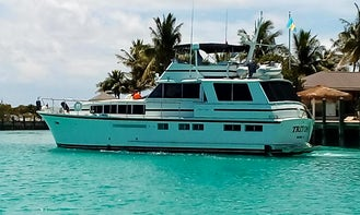 65' Motor Yacht -The Affordable Yacht