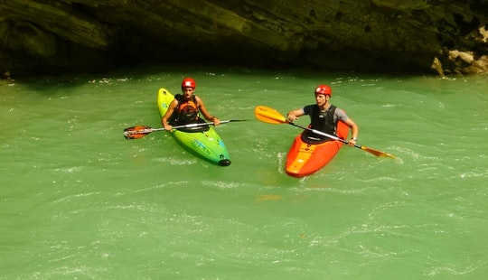 Kayak Tours In Ioannina, Greece