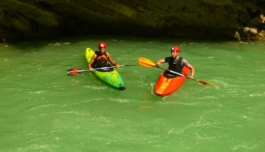 Kayak Tours In Ioannina, Greece