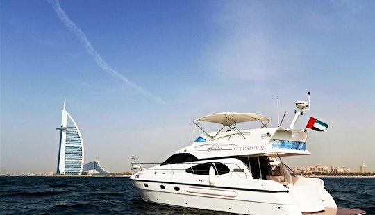 53' Xclusive Charter In Dubai