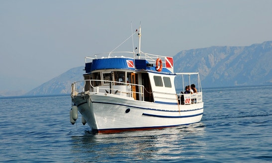 Enjoy Diving Trips And Courses In Selce, Croatia