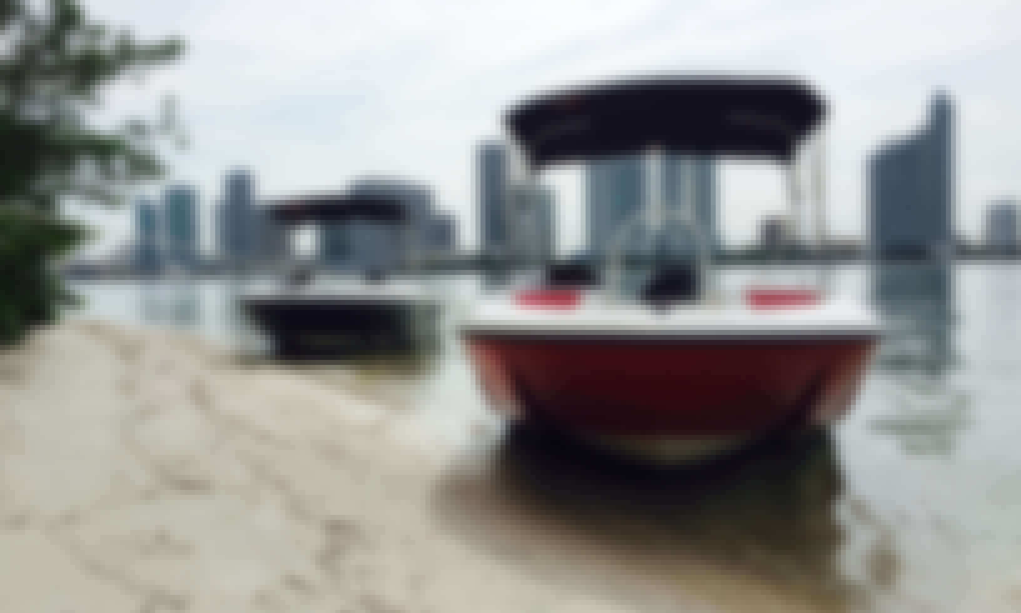 Bayliner e16 best for Miami Bay + Parking included! Miami, Florida