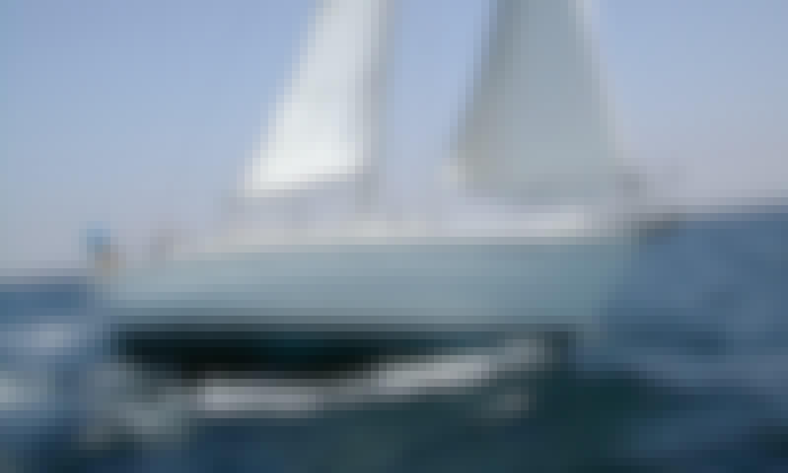 Sail on Cruising Monohull Charter in Oxnard, California