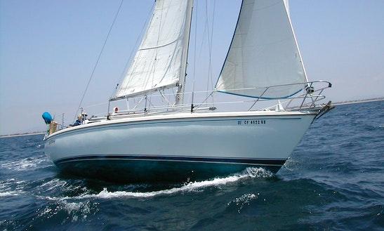 Cruising Monohull Charter In Oxnard
