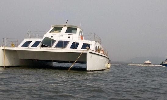 Power Catamaran Rental In Mumbai